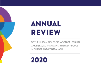 ILGA Europe's Annual Review 2020: A Pride analysis