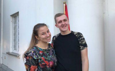 My #Pride2020: Julia & Andrzej, Equality March Warsaw